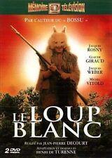 Le loup blanc  2 DVD   Jean-Pierre Decourt NEUF sous cellophane
