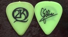 Queensryche 2000 Q2K Tour Guitar Pick! Eddie Jackson custom concert stage #1