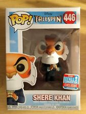 Funko POP! Disney Tale Spin Shere Khan #446, Shared NYCC18 Exclusive