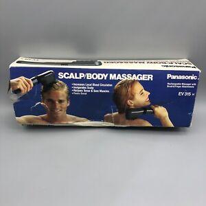 Panasonic Scalp Body Massager Model EV315 H Variable Speed Vintage Head Massager