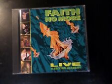 CD ALBUM - FAITH NO MORE - LIVE AT THE BRIXTON ACADEMY