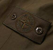 Stone Island Limited Edition Military Ghost Rare Badge Brand New Jacket Coat
