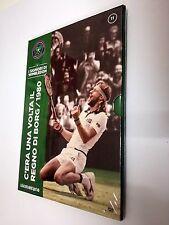 C'era una Volta il Regno di Borg 1980 DVD Tennis I Signori di Wimbledon vol. 11