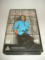 THE DOORS THE SOFT PARADE DOCUMENTRY VHS VIDEO TAPE PAL FREE POSTAGE