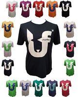 New Urban Fox Youfox  Mens T-Shirt Short Sleeve~Muscle Fit~SMALL FIT~FREEPOST