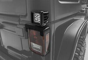 ZROADZ Z384812 Tail Light Top LED Bracket Fits 07-18 Wrangler (JK)