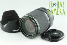 HD Pentax-D FA 28-105mm F/3.5-5.6 ED DC WR Lens for Pentax K #25420 G1