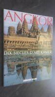 Revista Conocimiento Las Artes Angkor Diez Siglos de Arte Khmer N º 100 1997