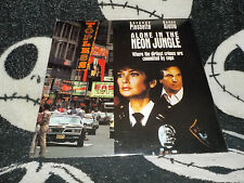 Alone In the Neon Jungle NEW SEALED Laserdisc LD Suzanne Pleshette Free Ship $30