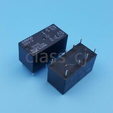 2Pcs Omron G5V-2 DC 12V DPDT 8Pin PCB Mount Low-cost Signal Relay