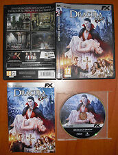 Drácula Dracula Origin [PC DVD-ROM] FX Interactive, Versión Española