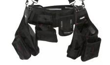 Husky 17-Pocket Black Framer's Tool Belt