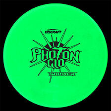 Tracker Photon Glo - 171g Firm GLOW  Rare OOP Glow NEW Discraft PRIME Disc Golf