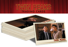2018 Twin Peaks Trading Cards 90 Card Base Set w/ Promo - Rittenhouse Archives