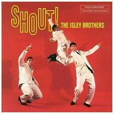 Isley Brothers	SHOUT! (180 Gram) (New Vinyl)