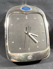 General Mfg Co 1975 Ford model A Car Front Grill Wall Clock - RARE
