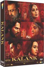 Kalank - DVD (Alia Bhatt, Varun Dhawan, Sanjay Dutt, Madhuri Dixit...) Bollywood