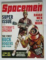 Vintage October 1962 Spacemen #5 Buck Rogers Radar Men