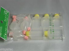 Soy Sauce Container for Bento Lunch box 12 pcs set plastic