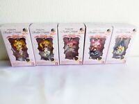 Sailor Moon Twinkle Dolly 20th BANDAI 2015 Figure charm All 5 Complete set Japan