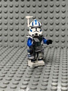 Custom Clone Trooper Minifigures For Lego Star Wars: Arc Trooper Echo