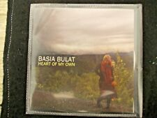 "BASIA BULAT - HEART OF MY OWN PROMO CD ALBUM ""RARE""  BK20"