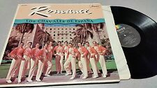LOS CHAVALES DE ESPANA - ROMANCE - ALP-1222,  LATIN VINYL RECORD