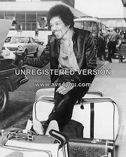 "Jimi Hendrix 10"" x 8"" Photograph no 15"