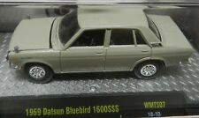 WALMART 1969 DATSUN BLUEBIRD 1600SSS KAKI TAN GREY SPORTS CAR 18-10 M2