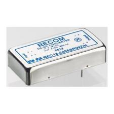 1 x Recom Isolated DC-DC Converter REC15-4805SRWZ/H, Vin 18-72V dc, Vout 5V dc