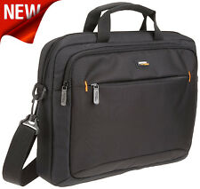 "Notebook Briefcase Bag 14"" Laptop Carrying Case Travel Computer Shoulder Ta"