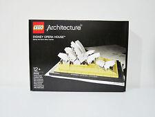 SEALED Lego 21012 Sydney Opera House 2012 Brand New Architecture theme