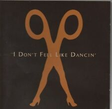 SCISSOR SISTERS I don't feel like dancin'  3 TRACK CD  NEW - NOT SEALED