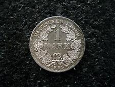 1 Mark 1883 - D - Dt. Kaiserreich - ERHALTUNG - (f21n3)