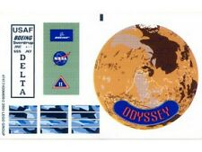 LEGO 7469 - Discovery - Mission to Mars - STICKER SHEET