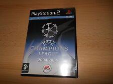 UEFA Champions League 2004 2005-Playstation 2 Pal Neu nicht versiegelt