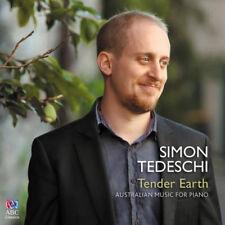 Simon Tedeschi – Tender Earth: Australian Music For Piano CD ABC Classics NEW