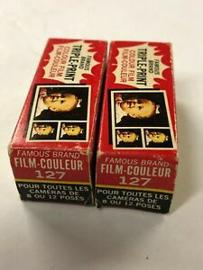 F01_114a Film 2 Boxes Famous Brand Triple Print 127