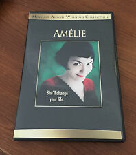 Amelie 2-Disc Dvd Set