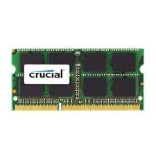Crucial Ct8g3s160bmceu Sodim 8GB DDR3 1600mhz Mac