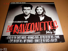 THE RAVEONETTES cd WHIP IT UP attack of GHOST RIDERS beat city DENMARK indi rock