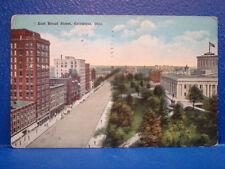 1918 EAST BROAD STREET Postcard/COLUMBUS, OH