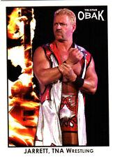 TNA Jeff Jarrett X7 2010 Xtreme OBAK Retro Card Short Print /310 FD