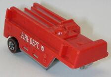 Redline Hotwheels Fire Trailer oc10105