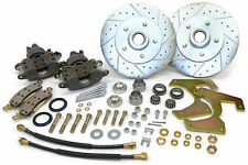"""1948-56 Ford F-1 and F-100 Truck Front Disc Brake Conversion Wheel Kit 5 X 4.5"""""""