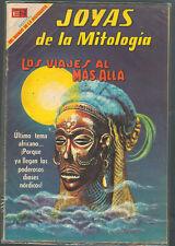 JOYAS DE LA MITOLOGIA # 114 SPANISH MEXICAN COMIC NOVARO