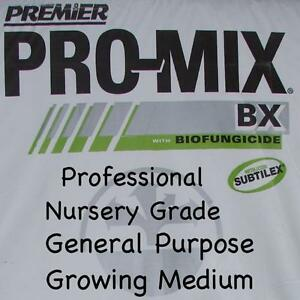 Pro-Mix BX w BIOFUNGICIDE Hobby Pack(11+oz) POTTING SOIL ~THE BEST GROWING MEDIA