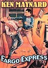 Fargo Express Dvd Factory Sealed