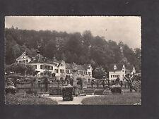 Postcard- View of the Hotel Seeburg, Lucerne, Switzerland. C1960's.