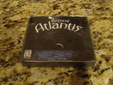 Beyond Atlantis (PC, 2000) Game (New and Sealed)